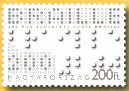 Bicentenary of the birth of Louis Braille