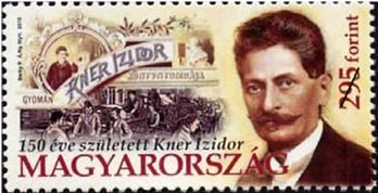 Prominent Hungarians - Izidor Kner was born 150 years ago
