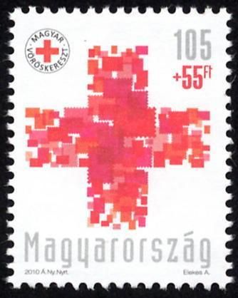 Hungarian red Cross 2010