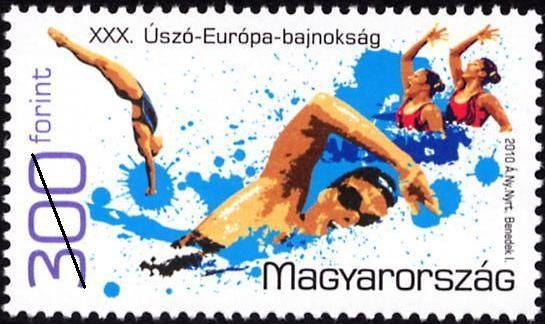 The 2010 LEN European Swimming, Diving, Synchronised Swimming and Open Water Swimming championships