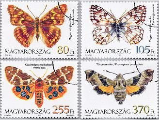 Fauna of Hungary: Moths and butterflies