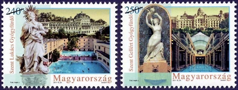 Health tourism – spas   Lukács and Gellért Spas