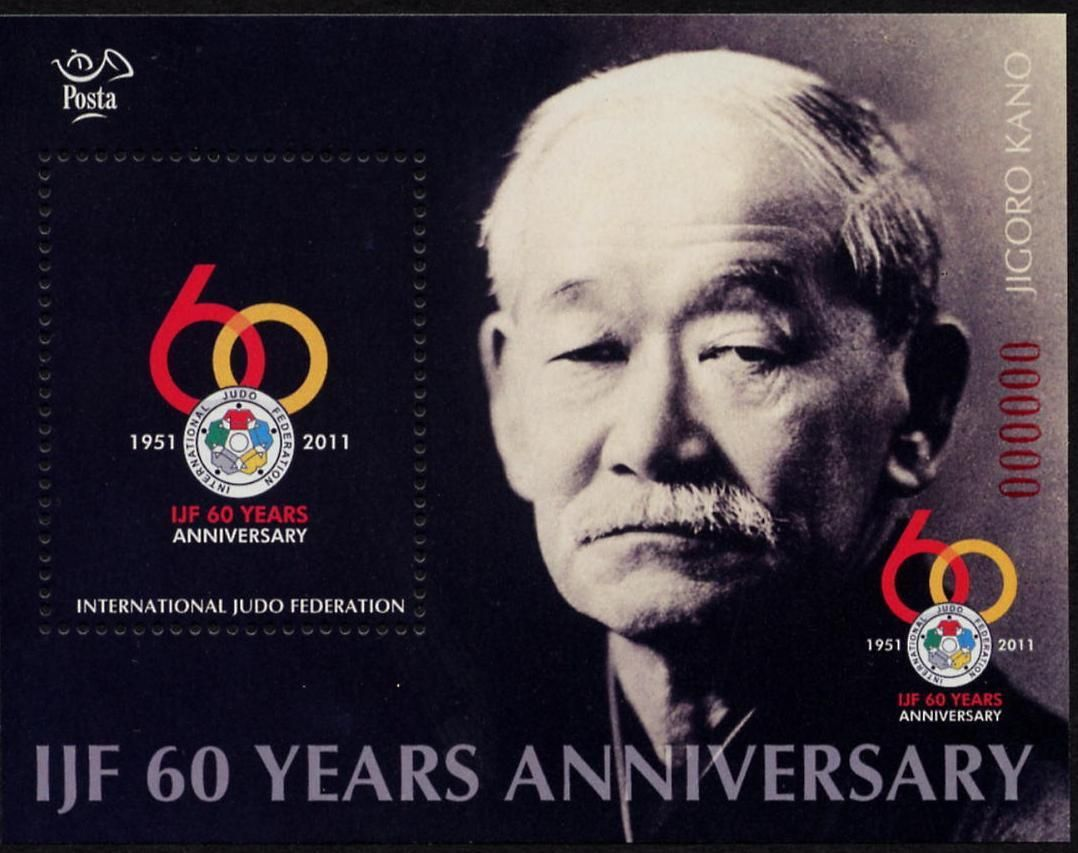 60 years anniversary - International Judo Federation II.