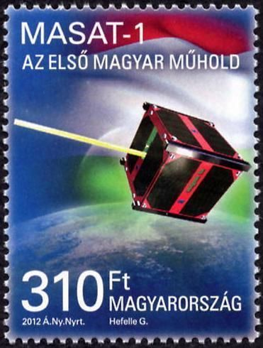 Masat 1- the first Hungarian satellite
