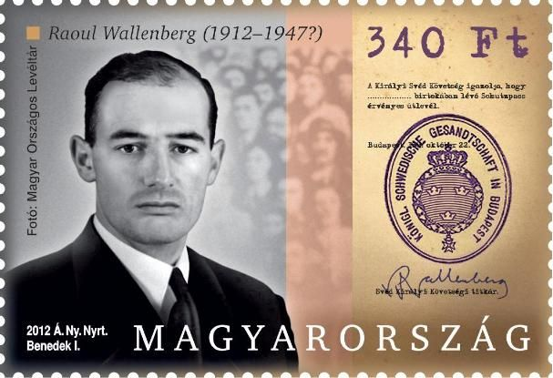 Raoul Wallenberg memorial year