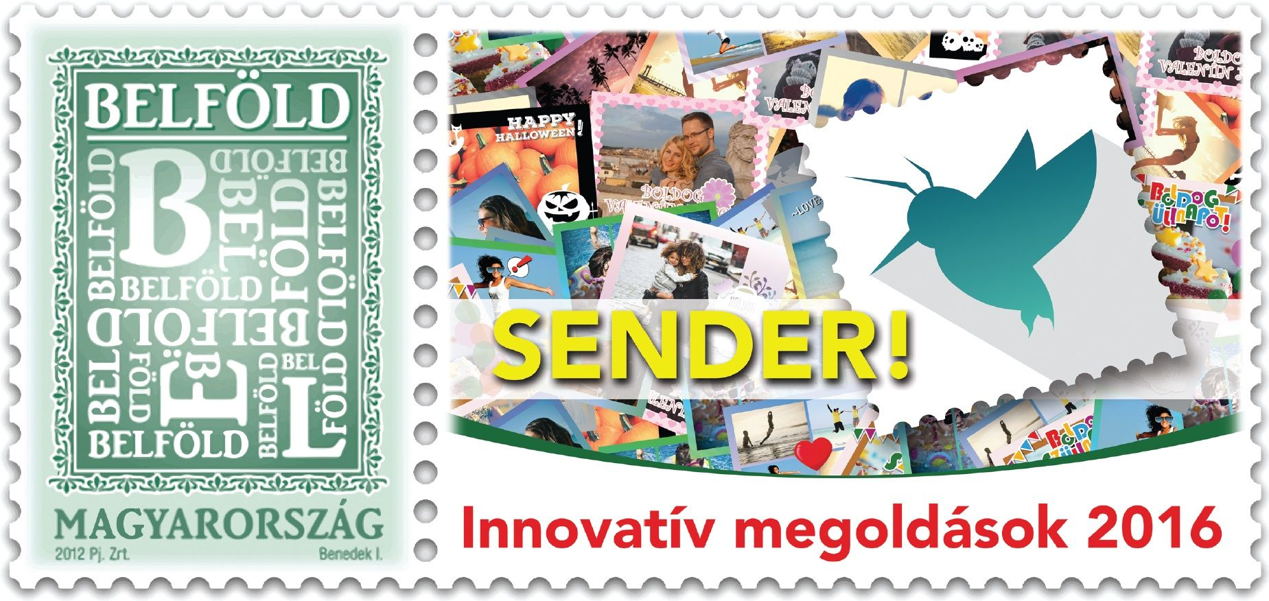 Innovative Solutions 2016: Sender!