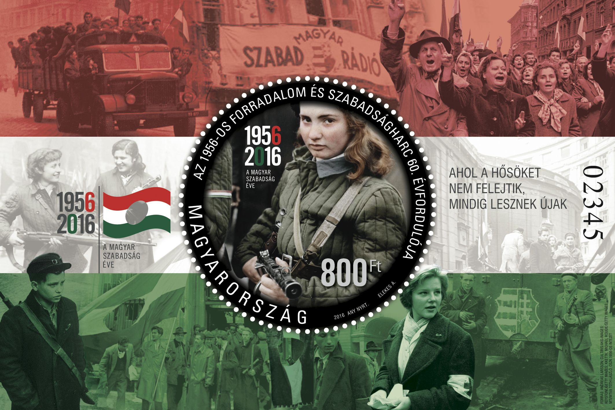 1956 Hungarian Revolution and Freedom Fight