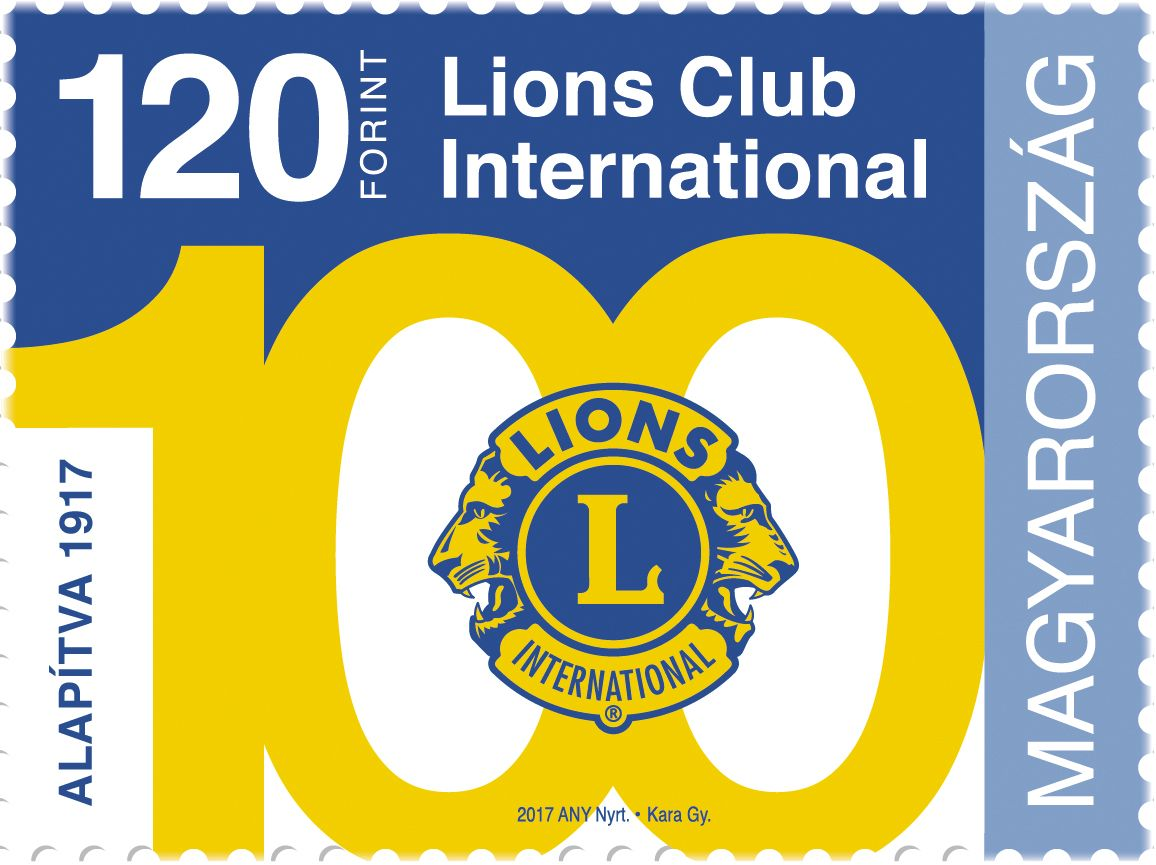 Lions Club International Celebrates 100 Years of Service