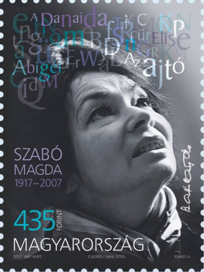 Magda Szabó was born 100 years ago