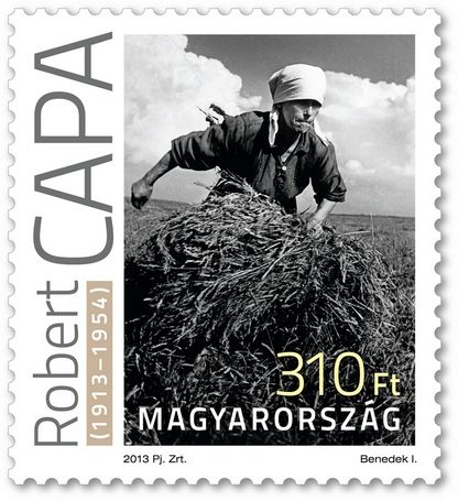 Robert Capa was born 100 years ago