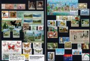 Collection of stamps 2011