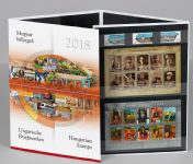 Hungarian Stamps 2018