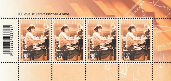 Hungarian performers: Annie Fischer was born 100 years ago