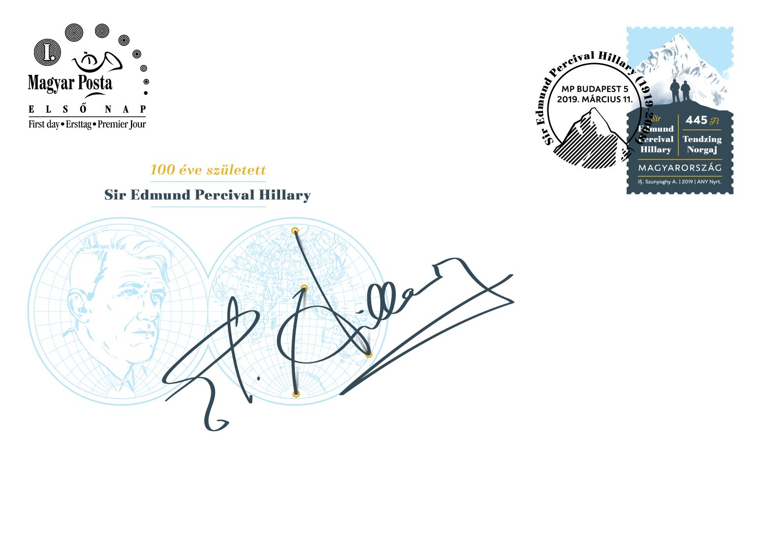 Centenary of the birth of Sir Edmund Percival Hillary