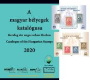 Catalogue of the stamps of Hungary 2020 with two souvenir sheets