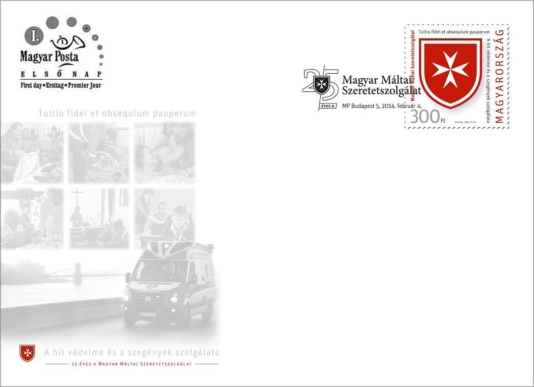 The Hungarian Maltese Charity is 25 years old
