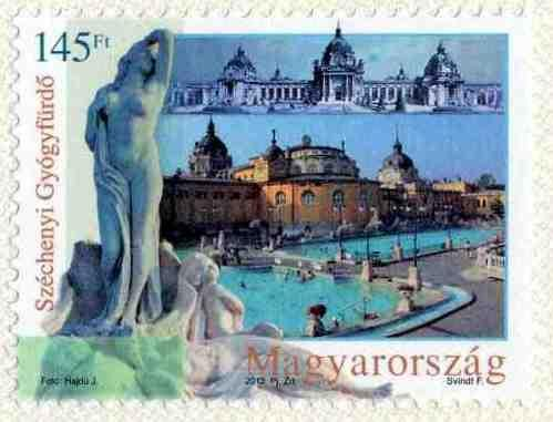 Health Tourism – Spas, Széchenyi Thermal Baths