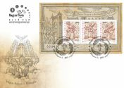 Hungarian saints and blesseds VII. FDC