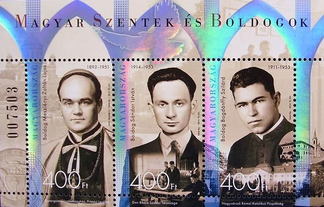 Hungarian saints and blesseds II. - special edition