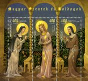 Hungarian Saints and Blesseds V - special miniature sheet