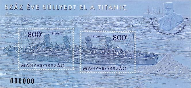 100 years since the sinking of the Titanic