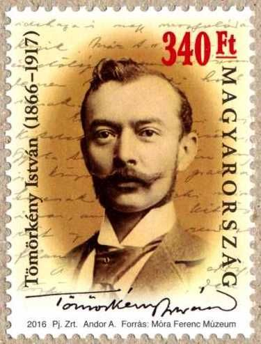 István Tömörkény, writer, journalist and ethnographer, was born 150 years ago