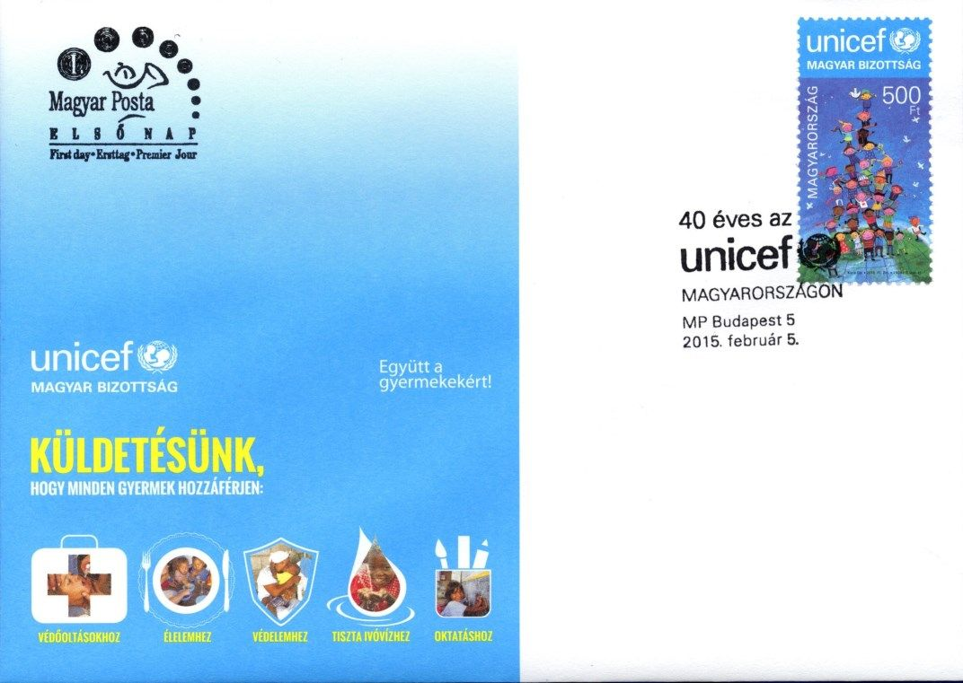 UNICEF in Hungary for 40 years