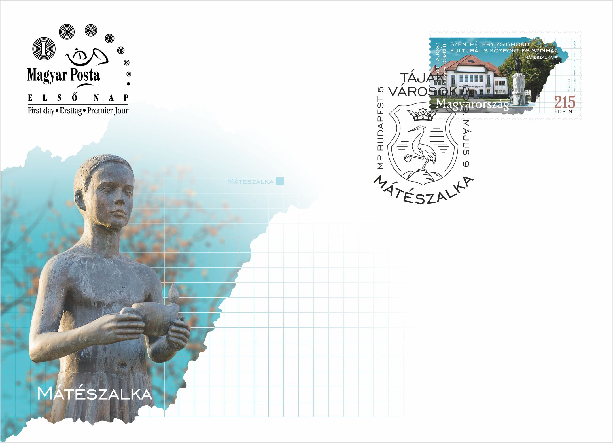 Regions and towns II: Mátészalka FDC