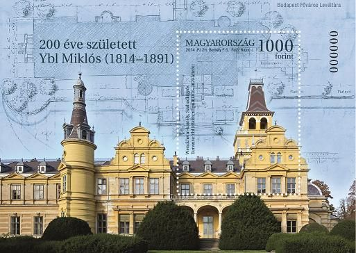 Famous Hungarians: Ybl Miklós was born 200 years ago