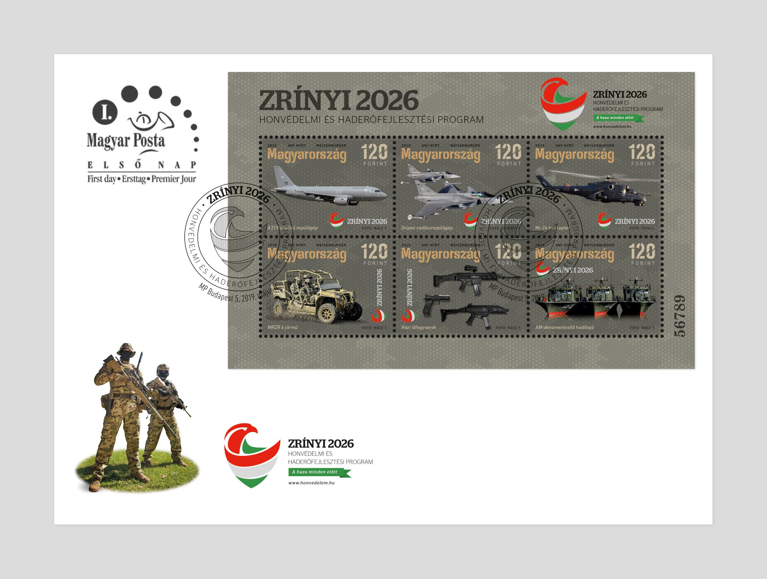 ZRÍNYI 2026 - Defence and Army Development Programme