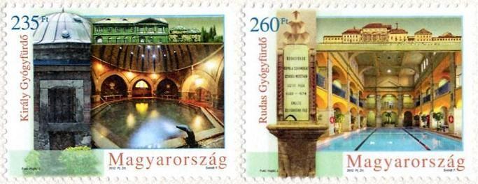 Health tourism - Spas II - Király Baths, Rudas Baths