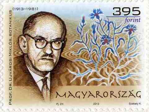 Famous Hungarians: Centenary of the birth of Prof Dr Miklós Ujvárosi