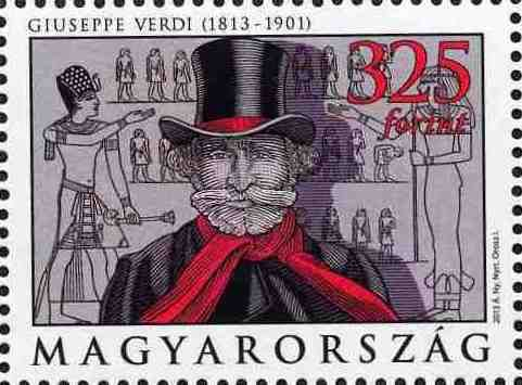 Bicentenary of the birth of Giuseppe Verdi