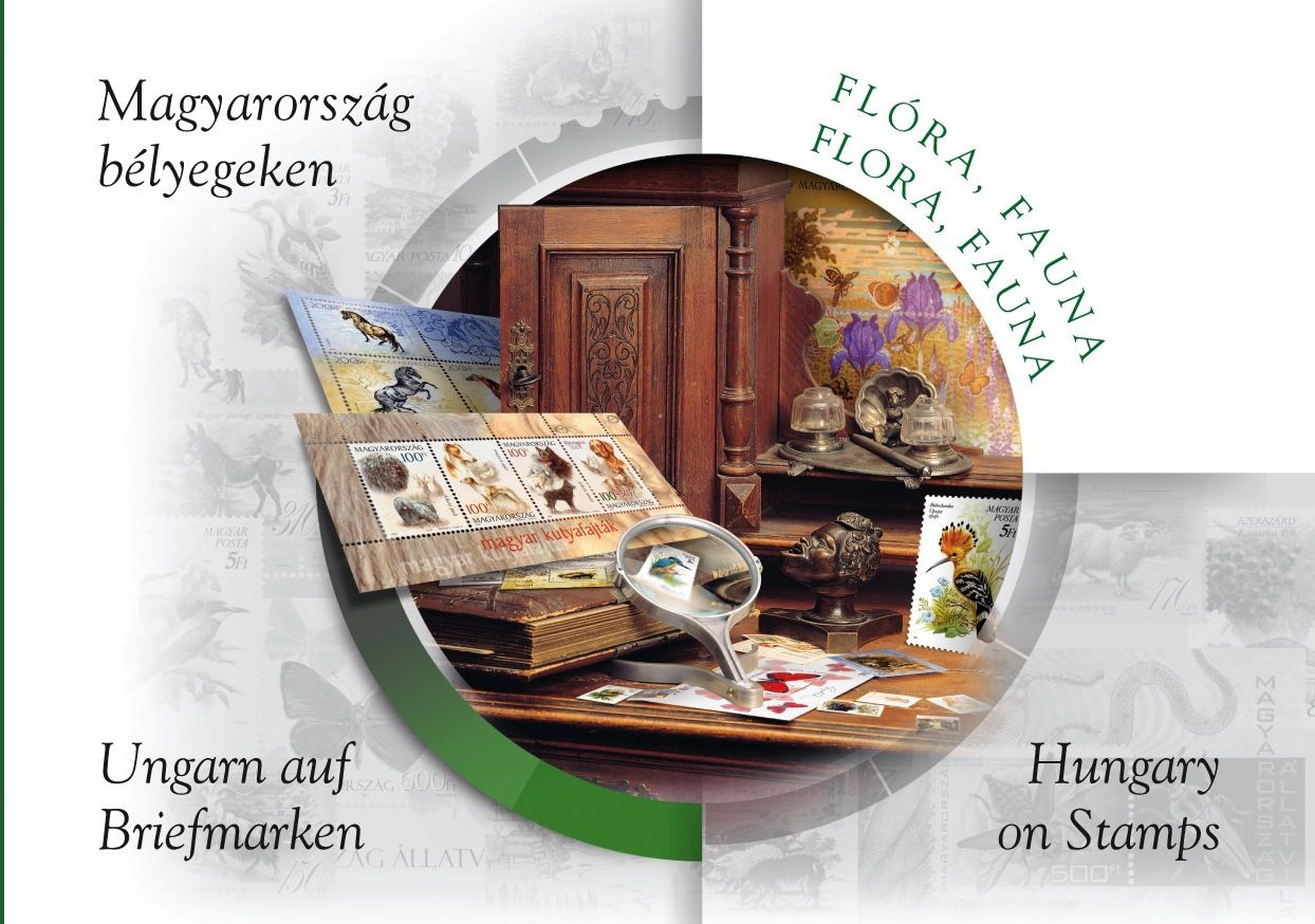 Hungary on Stamps FLORA, FAUNA