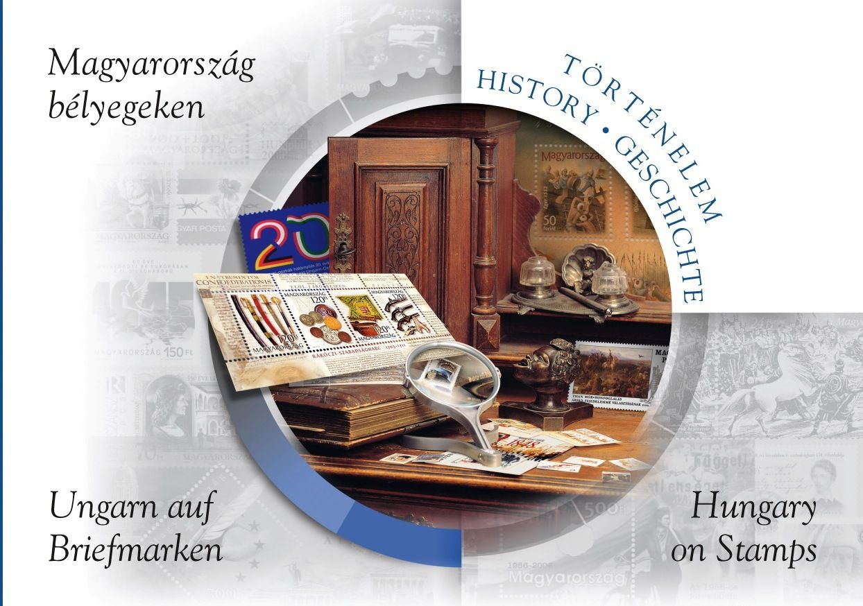 Hungary on Stamps HISTORY