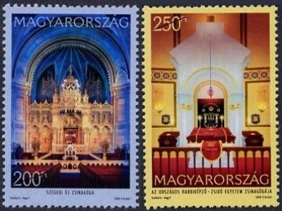 Synagogues in Hungary