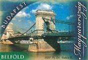 Your Budapest Stamp
