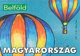 Ballagas (IV.) Hőlégballon
