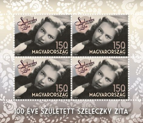 Zita Szeleczky was born 100 years ago