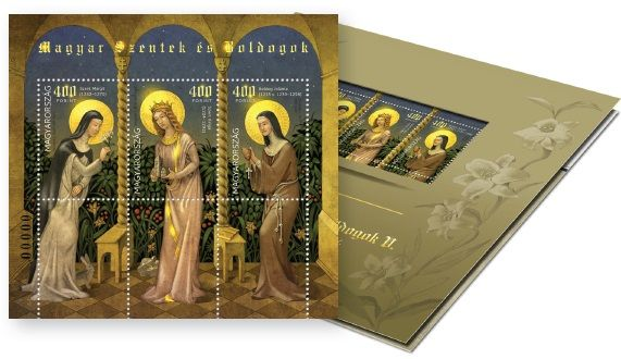 Hungarian Saints and Blesseds V - special set
